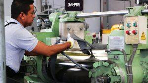 La empresa textil y su relación con el cuidado del pie
